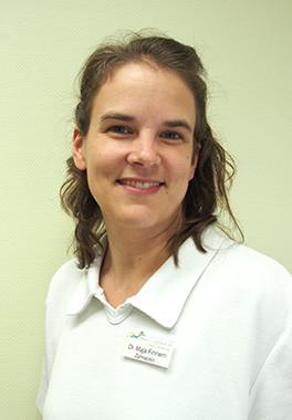 Portrait von Dr. Maja Finnern
